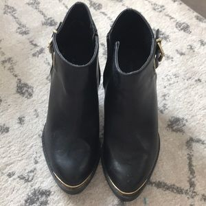 Rock & Republic Black Booties